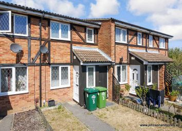 Thumbnail 1 bed terraced house to rent in Aragon Close, Sunbury