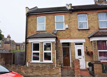 Thumbnail 2 bed end terrace house for sale in Walton Street, Enfield