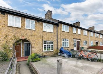 Thumbnail 3 bed terraced house for sale in Buckhold Road, London