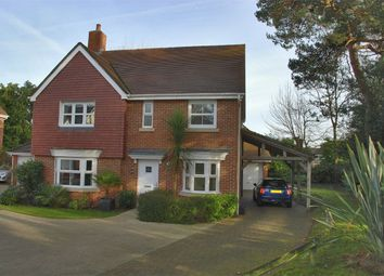 Thumbnail 4 bedroom detached house for sale in Buckland Gardens, Lymington, Hampshire