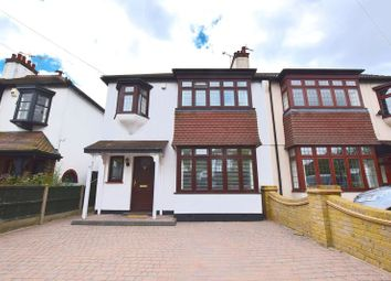 Thumbnail 3 bedroom semi-detached house for sale in Merilies Gardens, Westcliff-On-Sea