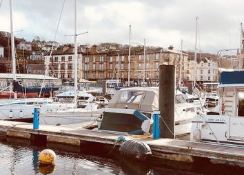 Thumbnail 2 bed flat for sale in 11, Albert Place, Flat 2-1, Rothesay PA209Ag