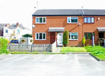 Thumbnail 2 bed terraced house for sale in River View, Pye Bridge, Alfreton, Derbyshire