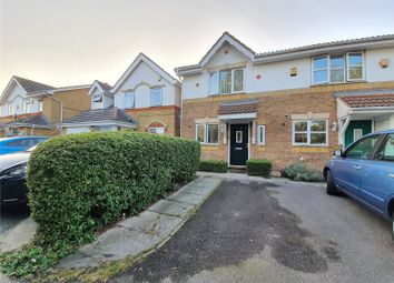 Thumbnail 2 bed semi-detached house for sale in Binstead Close, Hayes, Middlesex