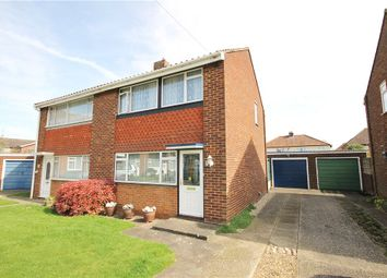 Thumbnail 3 bed semi-detached house for sale in Ravendale Road, Sunbury-On-Thames, Surrey