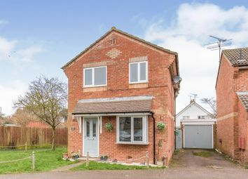 4 bed detached house for sale in Lindsey Way, Stowmarket IP14