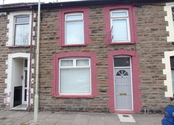Thumbnail 3 bed terraced house for sale in Pontrhondda Road, Llwynypia, Tonypandy