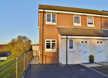 Thumbnail 2 bed semi-detached house for sale in Morris Drive, Upper Bank, Pentrechwyth