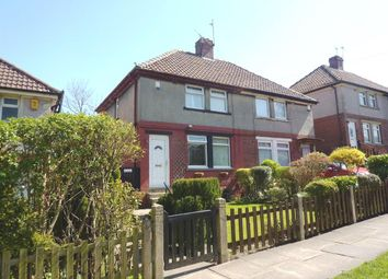 Thumbnail 2 bed semi-detached house for sale in Sowden Road, Off Haworth Road, Bradford