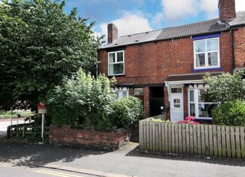 Thumbnail 3 bedroom end terrace house for sale in Bolsover Road, Sheffield, South Yorkshire