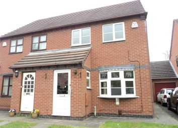 Thumbnail 3 bed terraced house for sale in Hancocks Drive, Oakengates, Telford