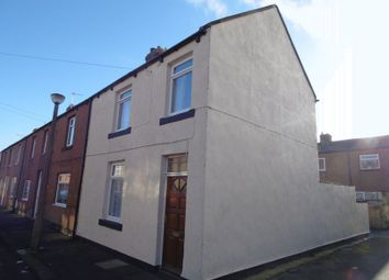 Thumbnail 2 bed end terrace house for sale in Scott Street, Amble, Morpeth
