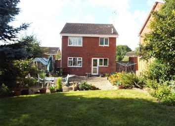 Thumbnail 3 bed detached house for sale in Chandlers Close, Redditch, Worcestershire