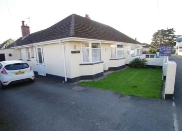 Thumbnail 3 bed semi-detached bungalow for sale in Colley Park Road, Braunton
