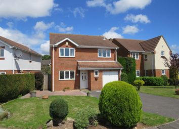 Thumbnail 4 bed detached house for sale in Countess Gardens, Littledown, Bournemouth