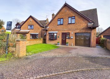 Thumbnail 4 bed detached house for sale in Oak Grove, Barrow-Upon-Humber, North Lincolnshire