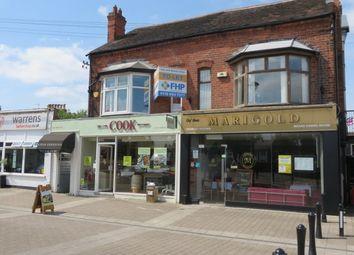 Thumbnail Commercial property for sale in 42/42A Gordon Road, West Bridgford, West Bridgford