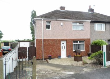 Thumbnail 3 bed semi-detached house for sale in Newall Crescent, Fitzwilliam, Pontefract