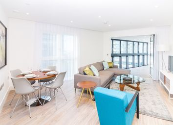 Thumbnail 2 bedroom flat to rent in Aldgate Place, Wiverton Tower, Aldgate