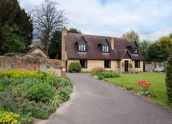 Thumbnail 5 bedroom detached house for sale in Savile Way, Fowlmere, Royston