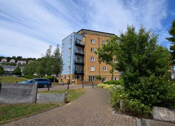 Thumbnail 2 bedroom flat for sale in Lockside, Portishead, Bristol