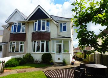 Thumbnail 4 bed semi-detached house for sale in Shiphay Lane, Torquay