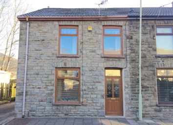 Thumbnail 3 bed terraced house for sale in Crawshay Street, Ton Pentre