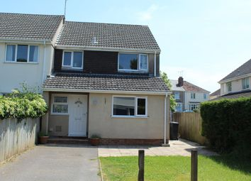 Thumbnail 3 bed end terrace house for sale in Archery Close, Kingsbridge