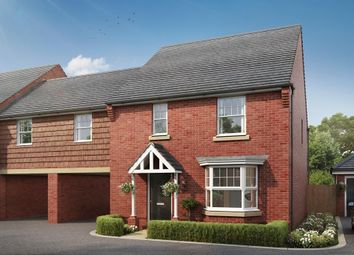 """Thumbnail 4 bed detached house for sale in """"Wadham"""" at Lower Road, Hullbridge, Hockley"""