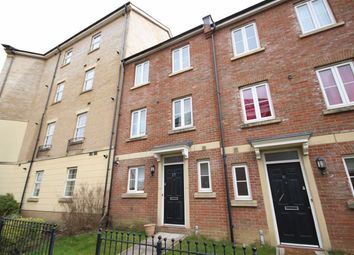 Thumbnail 3 bed terraced house for sale in Redhouse Gardens, Swindon