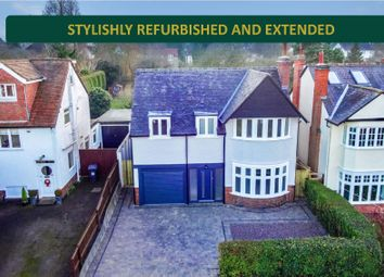 Thumbnail 5 bedroom detached house for sale in Shanklin Drive, South Knighton, Leicester