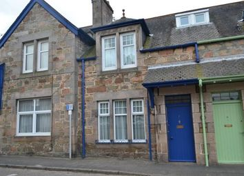 Thumbnail 2 bed terraced house for sale in 7 Tulloch Park, Forres