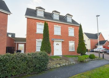 Thumbnail 6 bed detached house for sale in Wainwright Avenue, Leicester, Leicestershire
