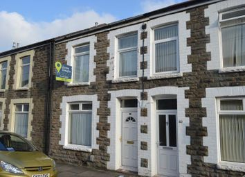 Thumbnail 4 bedroom terraced house to rent in Kings Street, Treforest, Rhondda Cynon Taff