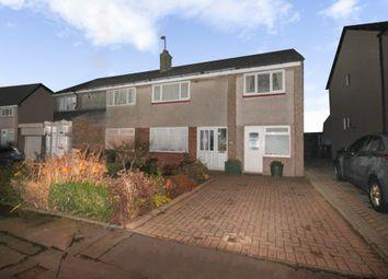 Thumbnail 4 bed semi-detached house for sale in Baberton Mains Avenue, Edinburgh