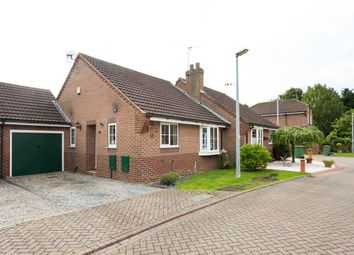 Thumbnail 2 bed bungalow for sale in Wheelwright Close, Sutton On Derwent, York