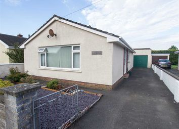 Thumbnail 3 bed bungalow for sale in Greenhill Crescent, Merlin's Bridge, Haverfordwest
