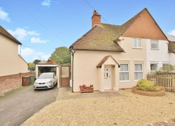 Thumbnail 3 bed semi-detached house for sale in Panters Road, Cholsey, Wallingford