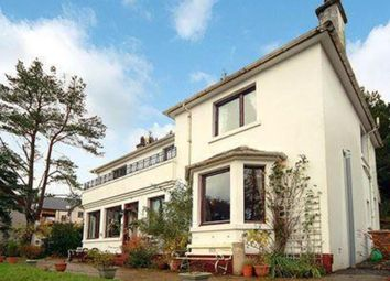 Thumbnail 4 bed detached house for sale in Loch Leven House, Old Banavie Road, Banvie, Fort William