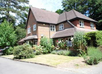 Thumbnail 4 bed detached house to rent in The Close, St Paul's Road, Woking, Surrey