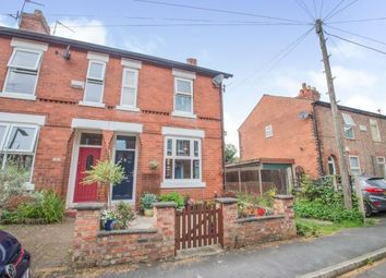 Thumbnail 2 bed terraced house for sale in Stamford Street, Sale, Greater Manchester