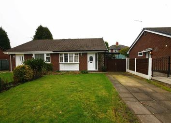 Thumbnail 2 bed bungalow for sale in Thornholme Close, Manchester