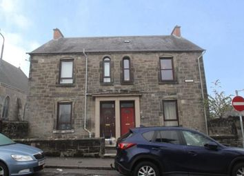 Thumbnail 1 bed flat for sale in Ludgate, Alloa, Clackmannanshire