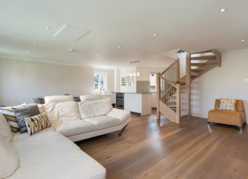 Thumbnail 3 bed flat for sale in Crediton Hill, West Hampstead
