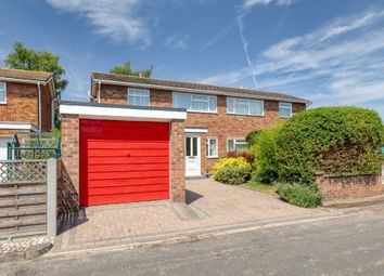 3 bed semi-detached house for sale in Mowbray Crescent, Stotfold, Hitchin, Herts SG5