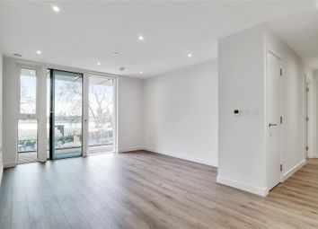 Thumbnail 2 bed flat to rent in Goldcrest Building, 46 Newnton Close, London