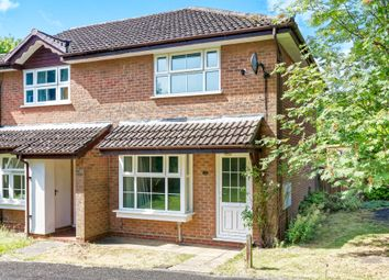 Thumbnail 2 bed end terrace house for sale in Constantine Way, Basingstoke