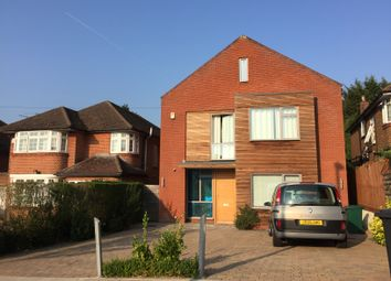 Thumbnail 5 bed detached house to rent in Edgwarebury Lane, London