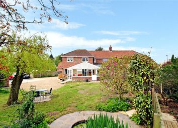 Thumbnail 4 bed semi-detached house for sale in Old Mill Road, Poringland, Norwich, Norfolk