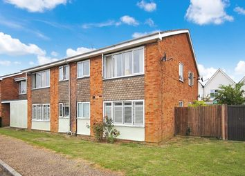 Thumbnail 2 bed flat for sale in Holloway Crescent, Leaden Roding, Dunmow